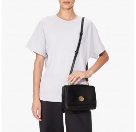 Τσάντα  χεριού / χιαστί Coccinelle Liya Μαύρη