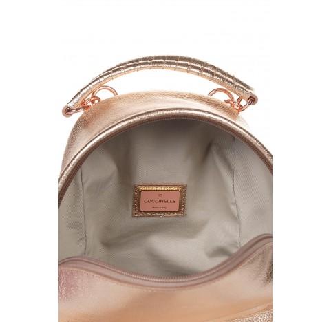 Σακίδιο πλάτης Coccinelle ρόζ χρυσό