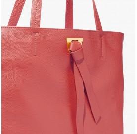 Τσάντα Coccinelle Joy Ροζ / Κόκκινο