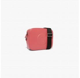 Τσαντάκι Coccinelle Tebe Soft S Ροζ / Κόκκινο