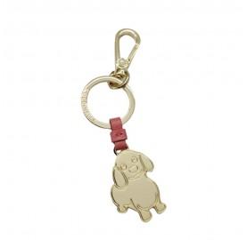 Μπρελόκ Coccinelle Dog Κόκκινο