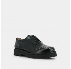 Παπούτσια oxford Jonak Abibo Μαύρα