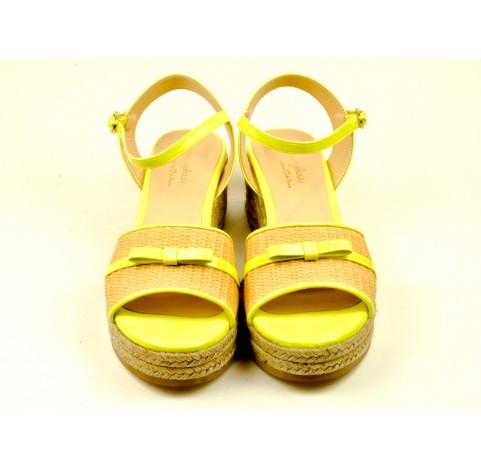 Πέδιλα MELLOW YELLOW DOLY κίτρινο